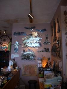 Art in a Jermone shop