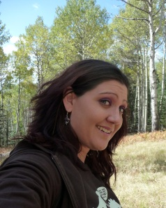 Me in the woods