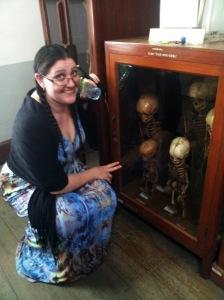 baby skeletons