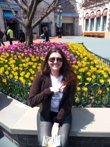 everland spring with me in tulips