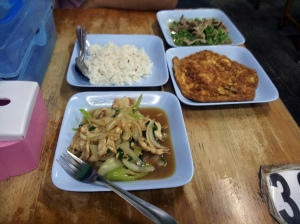 food on koh samui