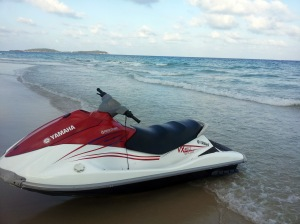 jetskis are fun