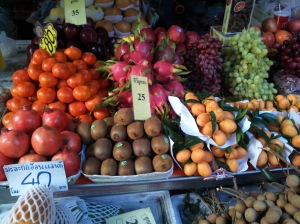 more fruit for sale