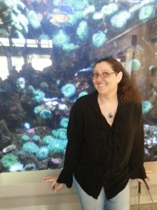 Jenifer DeLemont, Oregon Aquarium