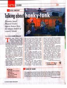 SPM honkey tonk