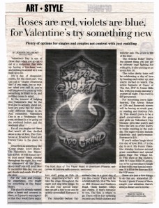 State Press News the Paper Heart