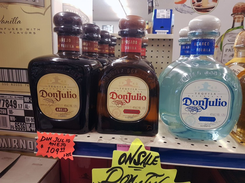don julio on sale