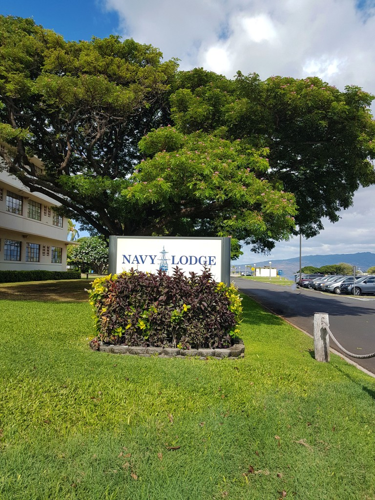 navy lodge on ford island