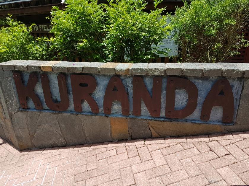 kuranda sign