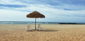 that beach tho