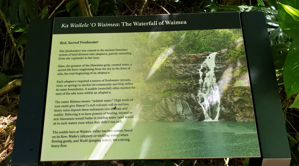 sign about falls